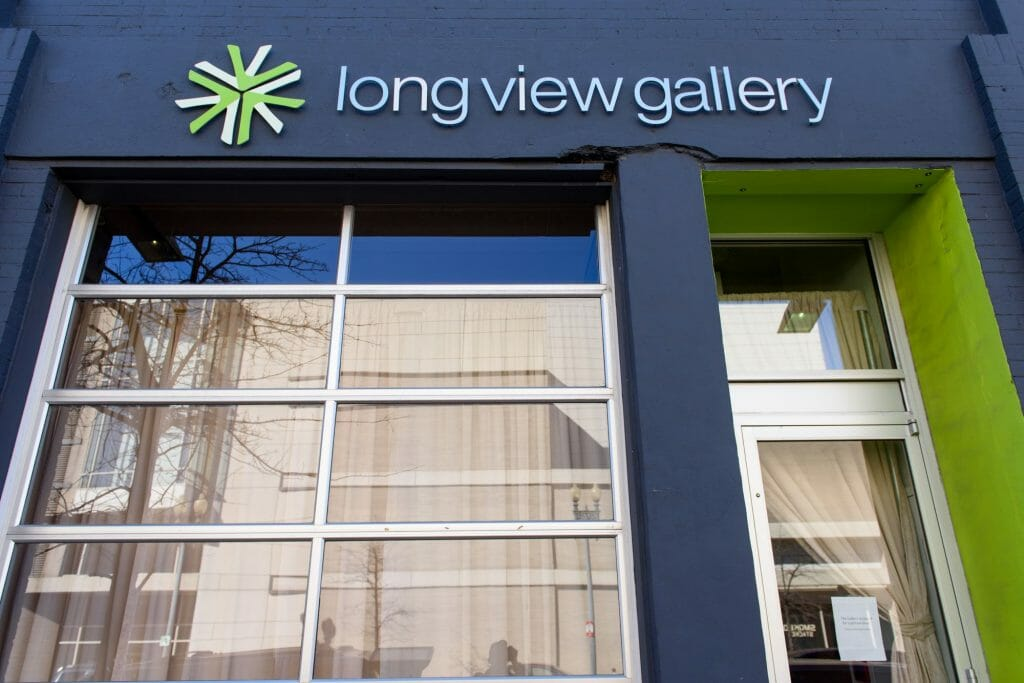 Long View Gallery DC LGBT Wedding