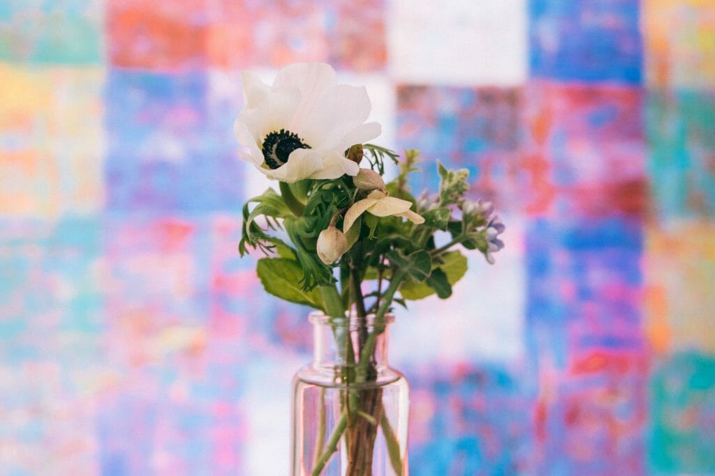 Long View Gallery DC LGBT Wedding Flowers and Art