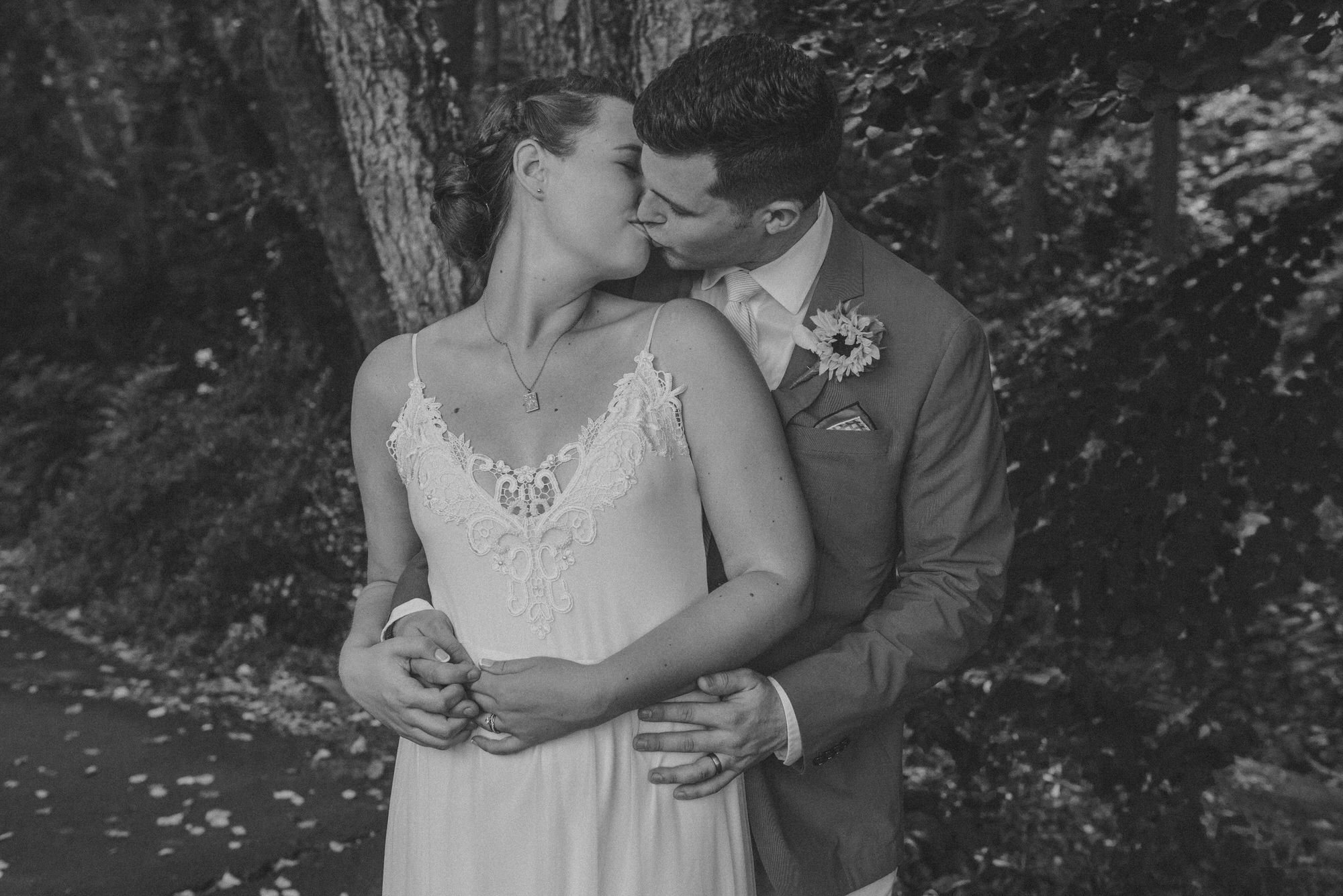 Virginia Washington DC Wedding at Meadowlark Botanical Gardens